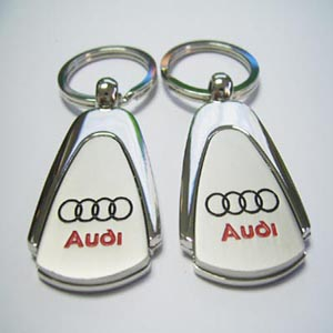 Keyring-Audi