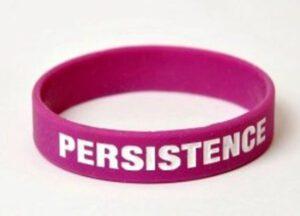 Wristband-persistence